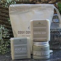 Gift Set For Him | Bonnebombe | Cosy Cottage Soap